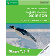 English Language Skills for Checkpoint Science Workbooks Stages 7,8,9 - ISBN 9781108431712