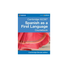 IGCSE Spanish as a First Language Cambridge Elevate Edition (2 years) - ISBN 9781316632956