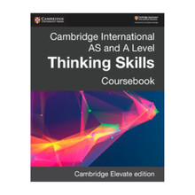 AS & A Level Thinking Skills Coursebook Elevate Edition (2 years) - ISBN 9781108441100