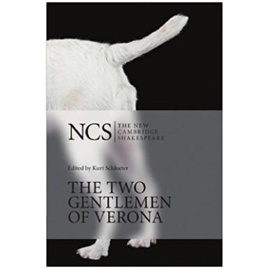 The Two Gentlemen of Verona (The New Cambridge Shakespeare) - ISBN 9780521181693