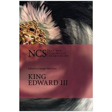 King Edward III (The New Cambridge Shakespeare) - ISBN 9780521596732