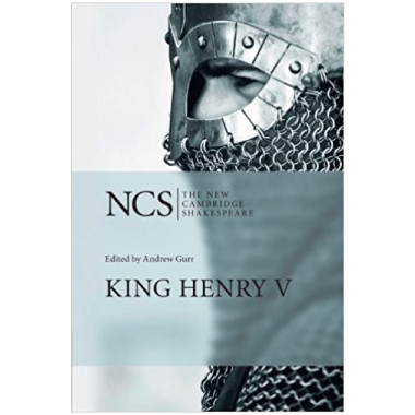 King Henry V (The New Cambridge Shakespeare) - ISBN 9780521612647