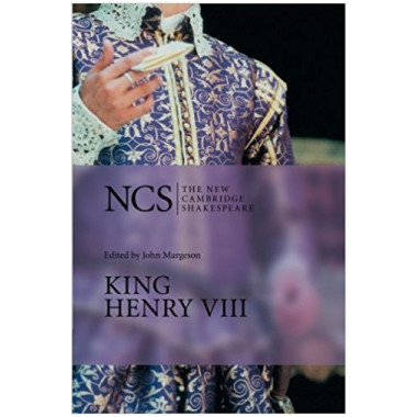 King Henry VIII (The New Cambridge Shakespeare) - ISBN 9780521296922