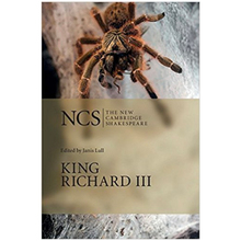 King Richard III (The New Cambridge Shakespeare) - ISBN 9780521735568