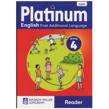 Platinum ENGLISH First Additional Language Grade 4 Reader