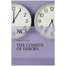 The Comedy of Errors (The New Cambridge Shakespeare) - ISBN 9780521535168
