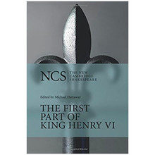 The First Part of King Henry VI (The New Cambridge Shakespeare) - ISBN 9780521296342