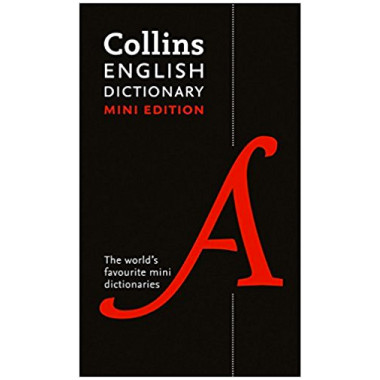 Collins Mini English Dictionary (Fifth Edition) - ISBN 9780007532063