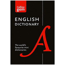 Collins Gem English Dictionary (Seventeenth Edition) - ISBN 9780008141677