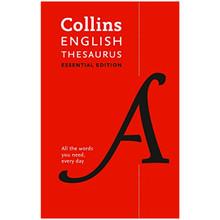 Collins English Thesaurus Essential Edition - ISBN 9780008158460