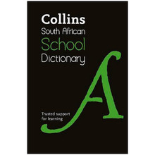 Collins South African School Dictionary (New Edition) - ISBN 9780007951369
