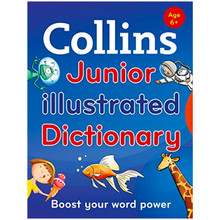 Collins Junior Illustrated Dictionary (Second Edition) - ISBN 9780007553051