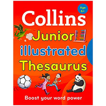 Collins Junior Illustrated Thesaurus (Second Edition) - ISBN 9780007578733