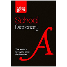 Collins Gem English School Dictionary (Fifth Edition) - ISBN 9780008146467