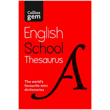 Collins Gem English School Thesaurus (Fifth Edition) - ISBN 9780008146450