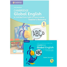 Cambridge Global English Stage 1 Teacher's Resource Book with Digital Classroom - ISBN 9781108409865
