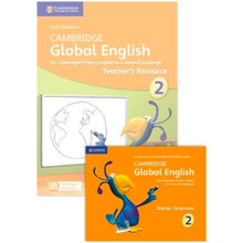 Cambridge Global English Stage 2 Teacher's Resource Book with Digital Classroom - ISBN 9781108409872