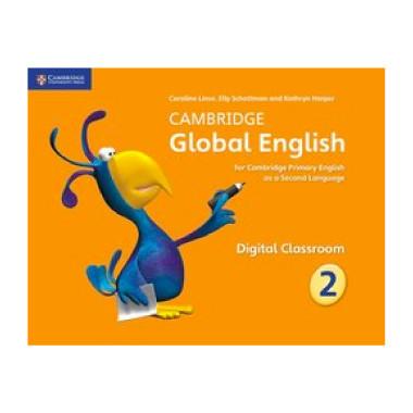Cambridge Global English Stage 2 Digital Classroom (1 Year) - ISBN 9781108409834