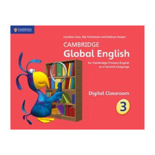 Cambridge Global English Stage 3 Digital Classroom (1 Year) - ISBN 9781108409858