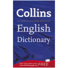 Collins A Format English Dictionary - ISBN 9780007361649