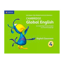 Cambridge Global English Stage 4 Digital Classroom (1 Year) - ISBN 9781108409469