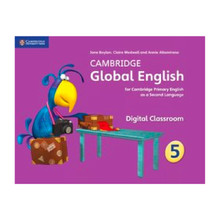 Cambridge Global English Stage 5 Digital Classroom (1 Year) - ISBN 9781108409483