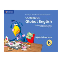 Cambridge Global English Stage 6 Digital Classroom (1 Year) - ISBN 9781108409506