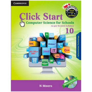 Click Start: Student's Book with CD-ROM Level 10 - ISBN 9781107655379