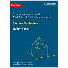 Collins Cambridge AS & A Level Further Maths Mechanics Student's Book - ISBN 9780008271893