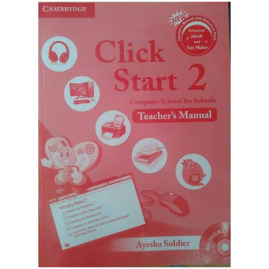 Click Start: Teacher's Manual with DVD-ROM Level 2 - ISBN 9781107508552