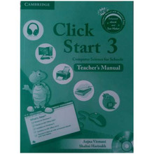 Click Start: Teacher's Manual with DVD-ROM Level 3 - ISBN 9781107508606