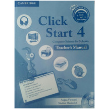 Click Start: Teacher's Manual with DVD-ROM Level 4 - ISBN 9781107508675