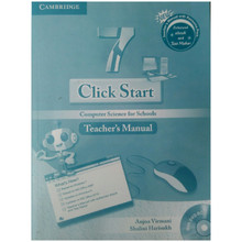 Click Start: Teacher's Manual with DVD-ROM Level 7 - ISBN 9781107508767