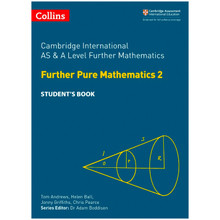Collins Cambridge AS & A Level Further Pure Maths 2 Student's Book - ISBN 9780008257781