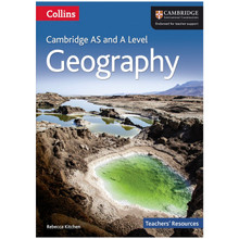 Collins Cambridge AS & A Level Geography Teacher Resources - ISBN 9780008166892