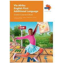 Via Afrika ENGLISH First Additional Language Grade 4 Learners Book - ISBN 9781415424698