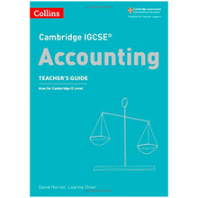 Collins Cambridge IGCSE Accounting Teacher's Guide - ISBN 9780008254131