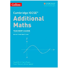 Collins Cambridge IGCSE Additional Maths Teacher's Guide - ISBN 9780008257835