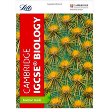 Letts Cambridge IGCSE Biology Revision Guide (Collins) - ISBN 9780008210311