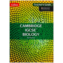 Collins Cambridge IGCSE Biology Teacher Pack 2nd Edition - ISBN 9780007592647