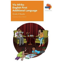 Via Afrika ENGLISH First Additional Language Grade 4 Reader - ISBN 9781415424704