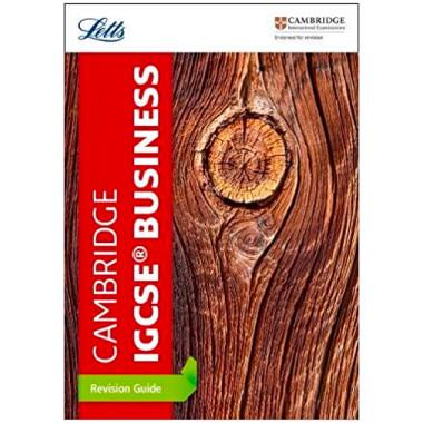 Letts Cambridge IGCSE Business Studies Revision Guide (Collins) - ISBN 9780008260149