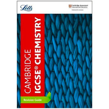 Letts Cambridge IGCSE Chemistry Revision Guide (Collins) - ISBN 9780008210328
