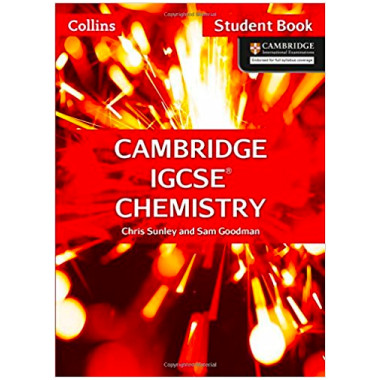 Collins Cambridge IGCSE Chemistry Student Book 2nd Edition - ISBN 9780007592654