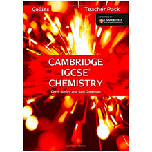 Collins Cambridge IGCSE Chemistry Teacher Pack 2nd Edition - ISBN 9780007592661