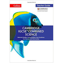 Collins Cambridge IGCSE Combined Science Teacher Guide - ISBN 9780008191535