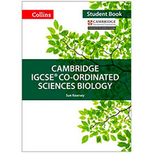 Collins Cambridge IGCSE Co-ordinated Sciences Biology Student Book - ISBN 9780008191573