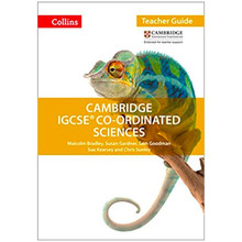 Collins Cambridge IGCSE Co-ordinated Sciences Teacher Guide - ISBN 9780008191580