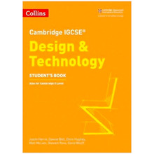 Collins Cambridge IGCSE Design and Technology Student's Book - ISBN 9780008293277