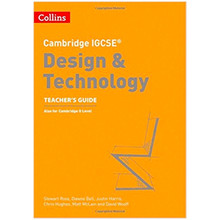 Collins Cambridge IGCSE Design and Technology Teacher's Guide - ISBN 9780008293284